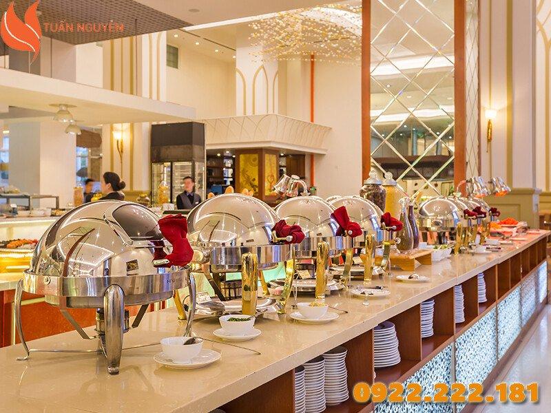 Dịch vụ cho thuê dụng cụ tiệc Buffet - Tuấn Nguyễn
