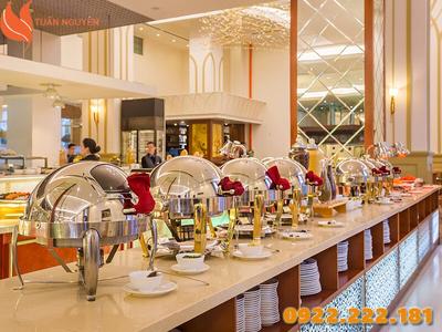 Cho thuê dụng cụ buffet - Dụng cụ tiệc Buffet tại Quận Tân Bình, HCM