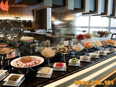 Cho thuê dụng cụ buffet - Dụng cụ tiệc Buffet tại Quận Tân Phú, HCM