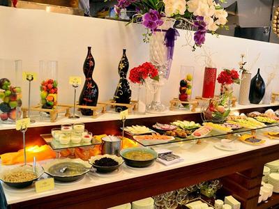 Cho thuê dụng cụ tiệc buffet chất lượng, giá tốt tại Tp.HCM