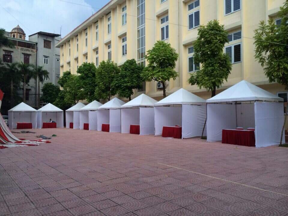 Cho thuê khung rạp hội chợ, đám cưới giá rẻ tại TPHCM – Tuấn Nguyễn