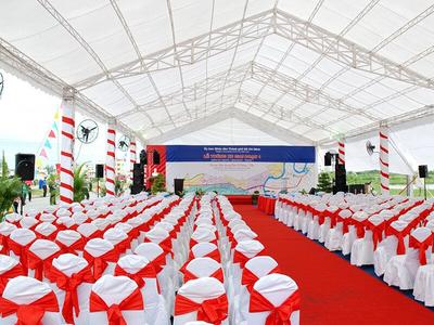 Cho thuê nhà bạt không gian giá rẻ tại TPHCM - Tuấn Nguyễn