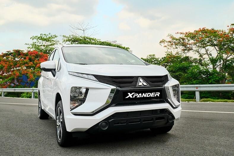 Chọn xe Xpander chạy dịch vụ