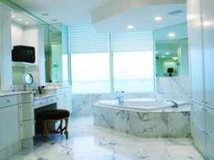 Chống thấm bề mặt đá marble