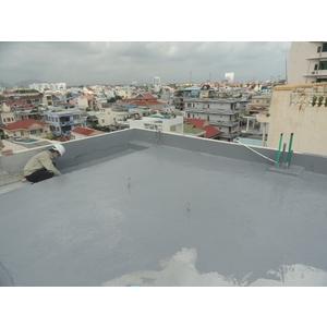 Chống thấm sàn mái tầng thượng
