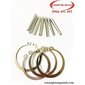 CHỐT ỐNG INOX, PHE GÀI INOX 304