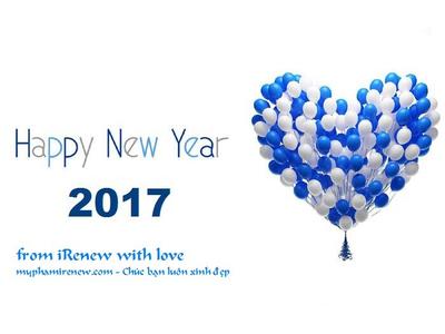 Chúc mừng năm mới - iRenew