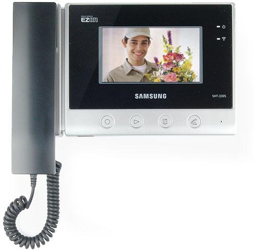 Chuông cửa có hình Samsung SHT 3305WM