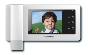 Chuông cửa màn hình COMMAX CDV-43NM