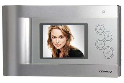Chuông cửa màn hình COMMAX CDV-43QM