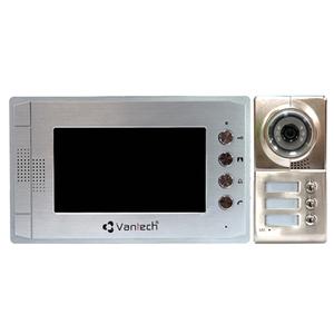 Chuông cửa màn hình VANTECH VP-02VD