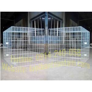 Chuồng gà lưới thép hàn chất lượng cao