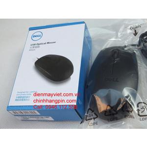 Chuột quang (mouse) Dell Optical MS111 Black USB chính hãng