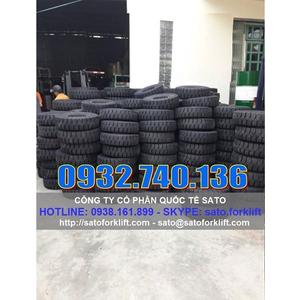 Chuyên cung cấp vỏ xe nâng - bánh xe nâng - lốp xe nâng