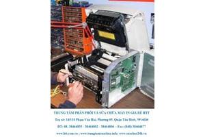 Chuyên sửa chữa đổ mực in, máy fax tận nơi giá rẻ