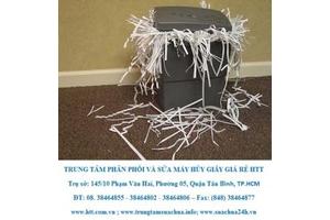 Chuyên sửa máy hủy giấy không có nguồn