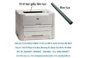 Chuyên sửa máy in không đưa giấy lên được giá rẻ