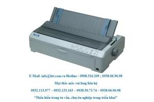 Chuyên Sửa máy in kim Ep son LQ 2090 giá rẻ