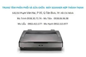 Chuyên sửa máy scanner 10000XL