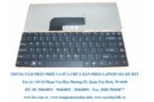Chuyên thay Bàn phím laptop Vaio giá rẻ