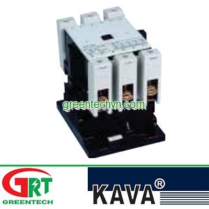 Contactor Kava CJX1-09N   CJX1-12N   CJX1-16N   CJX1-22N   Kava Viet Nam