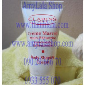Kem dưỡng trắng da toàn thân Clarins Body Shaping Cream 8ml - 0933555070 - 0902966670