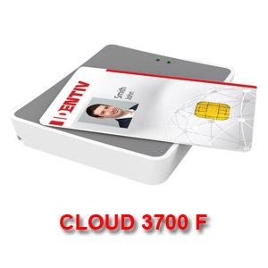 Cloud 3700 F, đầu đọc thẻ Mifare (contactless smart card reader)