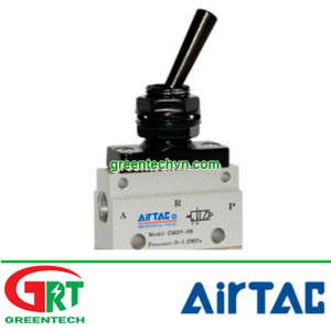 Airtac CM3R-06   CM3R-06   Van đk khí nén CM3R-06   Manually-controlled valve CM3R   Airtac Việt Nam