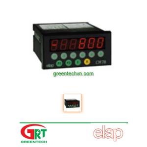CM78   Binary counter   Bộ đếm nhị phân   Elap Việt Nam