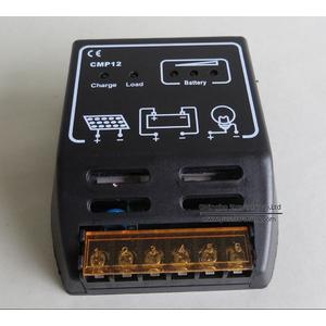 Bộ điều khiển nạp năng lượng mặt trời CMP-12 10A 12V/24V - controller năng lượng mặt trởi