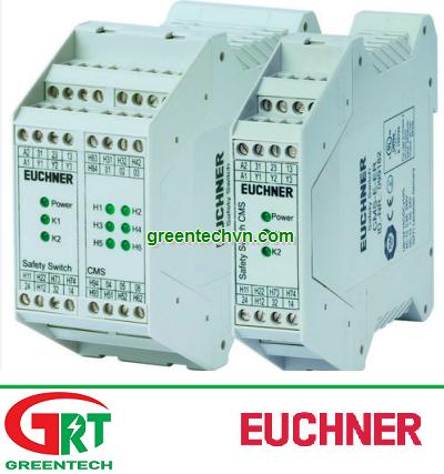 Euchner CMS | Rơ-le an toàn Euchner CMS | Safety switch relay CMS | Euchner Vietnam