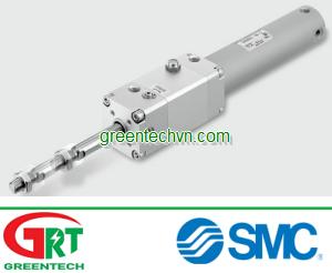 Pneumatic cylinder / double-acting / rod lock ø 20 - 40 mm   CNG series  SMC Pneumatic   SMC Vietnam