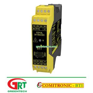 CO13L   Comitronic CO13L   Rơ le an toàn   Safety Relay   Comitronic Vietnam