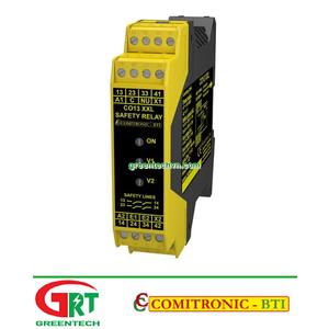 CO13XXL   Comitronic CO13XXL   Rơ le an toàn   Safety Relay   Comitronic Vietnam