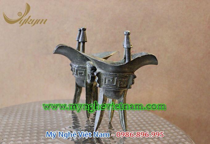 Cốc đồng giả cổ thời Tần Thủy Hoàng