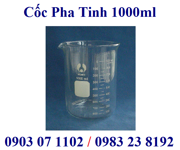CỐC PHA TINH 1000ML