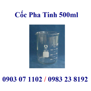 CỐC PHA TINH 500ML