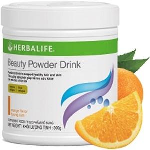 Colagen thủy phân Beauty Powder Drink Herbalife chính hãng