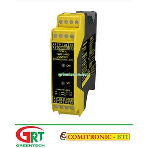 COM 3C   Comitronic COM 3C   Rơ le an toàn   Safety Relay   Comitronic Vietnam