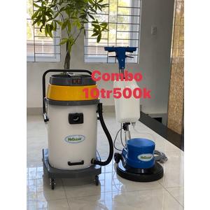 Combo máy chà sàn HC154 máy hút bụi 70Lit