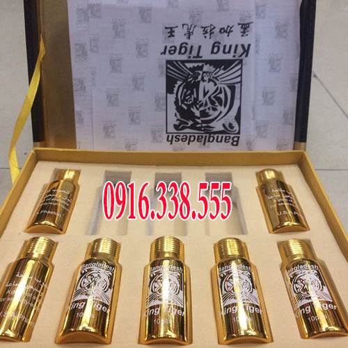 mua combo Thảo dược Tiger king 700 mg Bangladesh