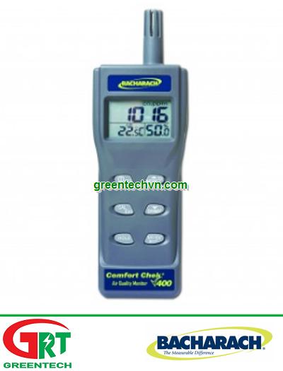 Comfort Chek® 400 1580-8001  Indoor Air Quality Monitor   Máy giám sát khí   Bacharach Vietnam