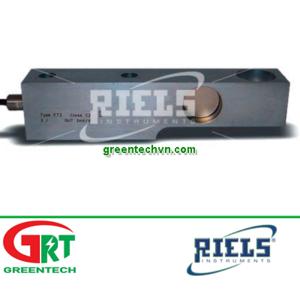 Compression load cell / beam type / stainless steel / strain gauge FT2   Reils Instruments Vietnam