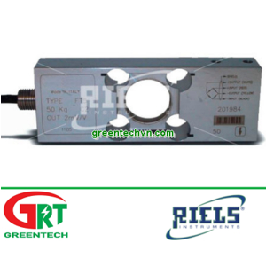 Compression load cell / beam type / stainless steel / strain gauge FT6   Reils Instruments Vietnam