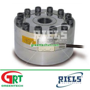 Compression load cell / tension / tension/compression / button type TC4   Reils Instruments Vietnam