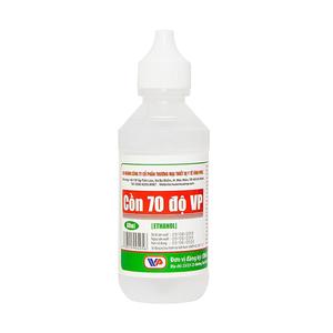 Cồn 70 độ VP 60 ml