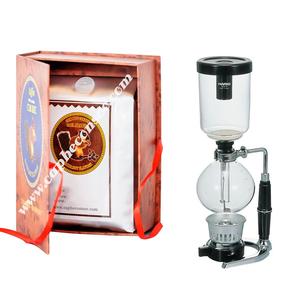 Cà phê Con Sóc Hộp Nâu 500gr