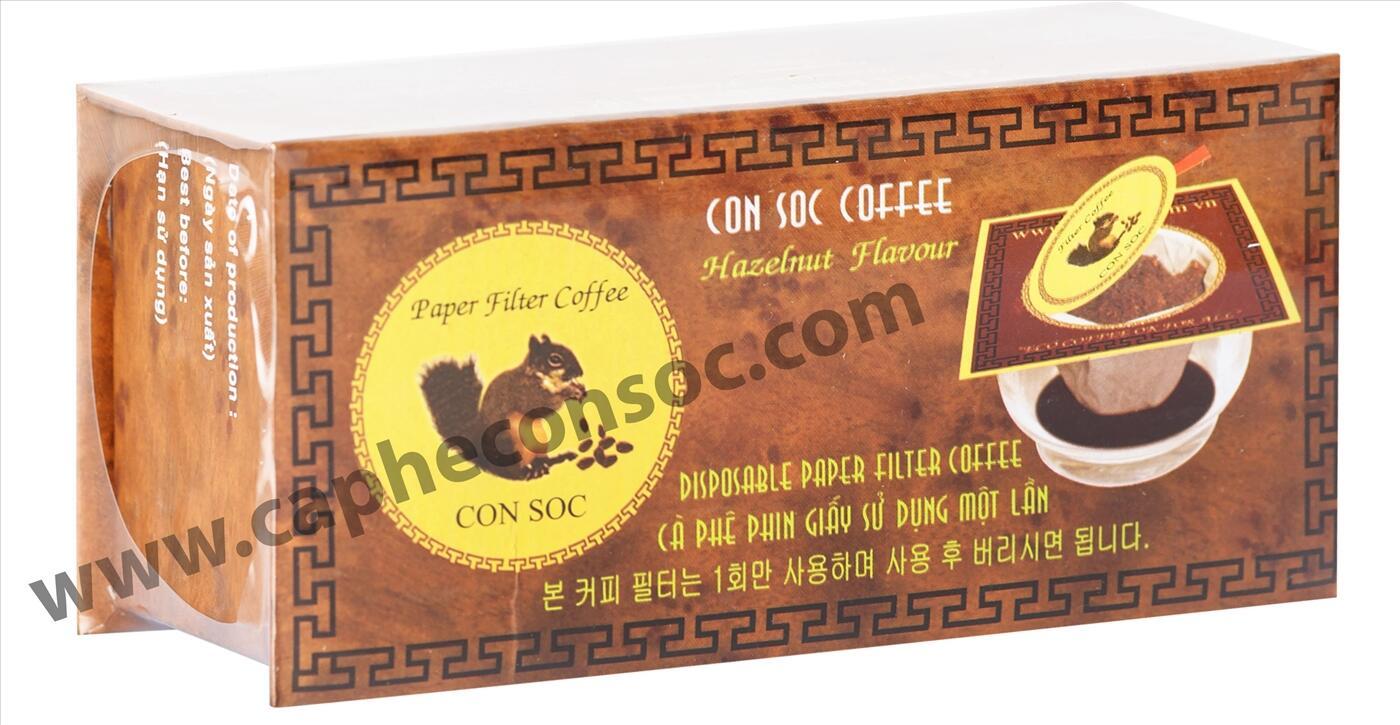 cafe con soc, ca phe con soc, con soc coffee