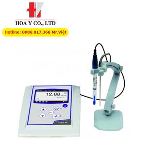 COND 8+ Dostmann - Máy đo độ dẫn điện để bàn phòng thí nghiệm