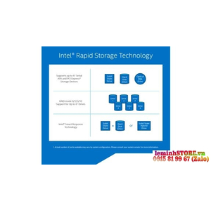 Công nghệ Intel Rapid Storage Technology là gì?